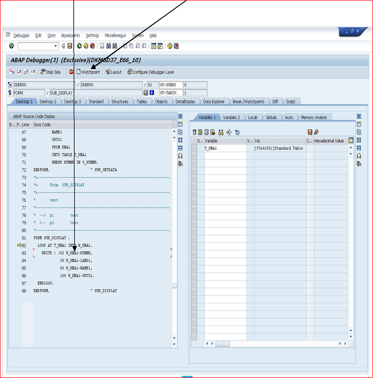 Your Complete Guide to Using Debugger In ABAP: Step By Step