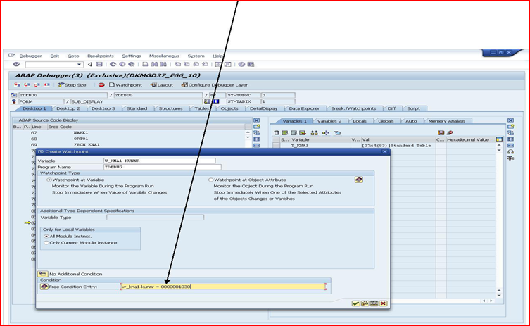 Your Complete Guide to Using Debugger In ABAP: Step By Step with